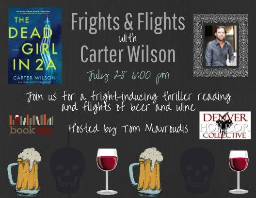 frights and flights wilson