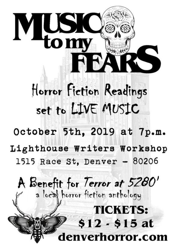 Music To My Fears Flyer
