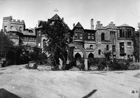 Montcalme-Sanitarium