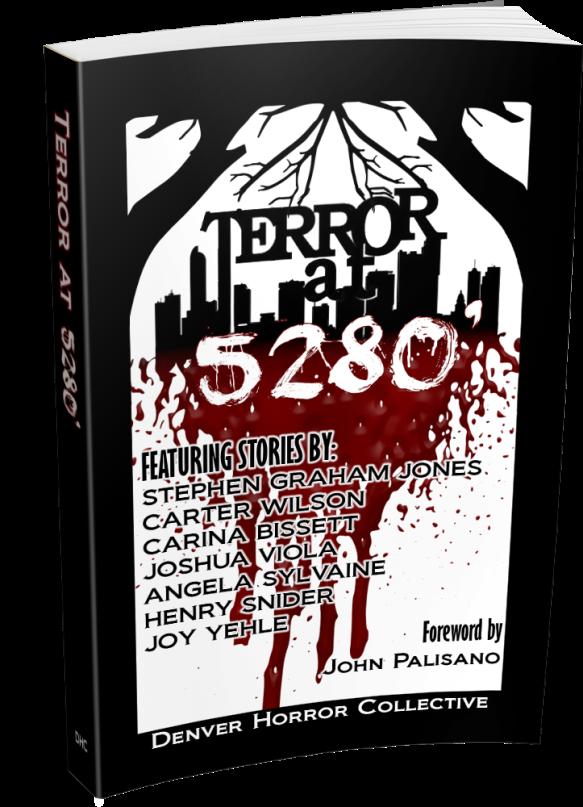 Terror Book Cover